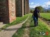 3 viaggio a piedi da Lucca a Pisa Via degli Acquedotti piedi in cammino fie toscana